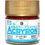 MR.ACRYSION COLOR N-09 GOLD