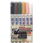 GUNDAM MARKER GMS-113 REAL TOUCH SET 2