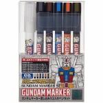 GUNDAM MARKER GMS-122 POURING INKING SET