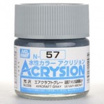 MR.ACRYSION COLOR N-57 AIRCRAFT GRAY