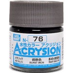 MR.ACRYSION COLOR N-76 BURNT IRON