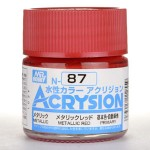MR.ACRYSION COLOR N-87 METALLIC RED
