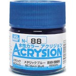 MR.ACRYSION COLOR N-88 METALLIC BLUE