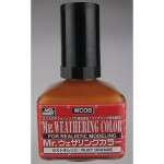 MR.HOBBY WC-08 WEATHERING RUST ORANGE