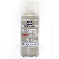 MR. HOBBY B-522 MR.SUPER CLEAR UV CUT GLOSS