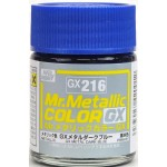 MR.HOBBY GX-216 METAL DARK BLUE