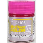 MR.CLEAR COLOR GX-105 CLEAR PINK