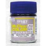 MR.CLEAR COLOR GX-107 CLEAR PURPLE