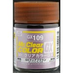 MR.CLEAR COLOR GX-109 CLEAR BROWN