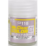 MR.CLEAR COLOR GX-110 CLEAR SILVER
