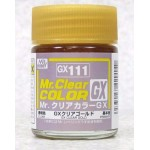 MR.CLEAR COLOR GX-111 CLEAR GOLD
