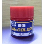 MR.Color 3 Red