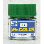 Mr.Color 6 Green