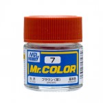 Mr.Color 7 Brown
