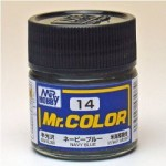 Mr.Color 14 Navy Blue