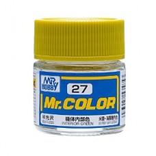 Mr.Color 27 Interior Green