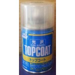 MR. HOBBY B-501 TOPCOAT GLOSS