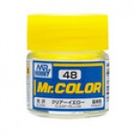 Mr.Color 48 Clear Yellow