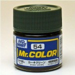 Mr.Color 54 Khaki Green