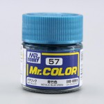 Mr.Color 57 Metalic Blue Green