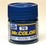 Mr.Color 76 Metallic Blue