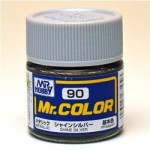 Mr.Color 90 Shine Silver