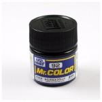Mr.Color 92 Semi-Gloss Black