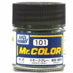 Mr.Color 101 Smoke Gray