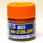 Mr.Color 109 Character Yellow