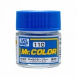 Mr.Color 110 Character Blue