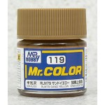 Mr.Color 119 RLM79 Sand Yellow