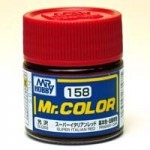 Mr.Color 158 Super Italian Red