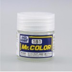 Mr.Color 181 Semi-Gloss Super Clear
