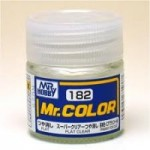 Mr.Color 182 Flat Clear