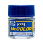 Mr.Color 322 Phthalo Cyanne Blue