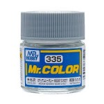 Mr.Color 335 Medium Seagray BS381C/637