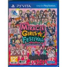 PSVITA: MIRACLE GIRLS FESTIVAL (R3)(JP)