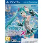 PSVITA: HATSUNE MIKU -PROJECT DIVA- X (R3)(JP)