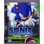 PS3: Sonic The Hedgehog