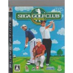 PS3: Miyazato three brothers built SEGA GOLFCLUB (Z2)(JP)