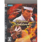 PS3: Virtua Fighter 5 (Z2) (JP)
