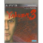 PS3: Yakuza3 (Z3)