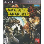 PS3: MAX ANARCHY (Z2) (JP)