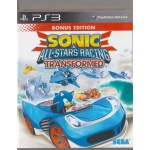 PS3: Sonic & All-Stars Racing Transformed (Bonus Edition) [Z3]