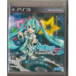 PS3: Project Diva F (JP) (Z3)