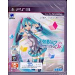 PS3: Hatsune Miku: Project Diva F 2nd [Z-3][JP]