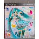 PS3: Hatsune Miku Project Diva F 2nd [Z3][ENG]