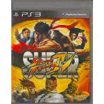 PS3: Super Street Fighter IV