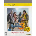 PS3: BASARA 3 The Best (Z2)(JP)