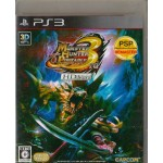 PS3: Monster Hunter 3 (Z2)(JP)